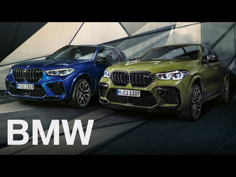 [BMW] The all-new BMW X5 M and X6 M. Official Launch Film.