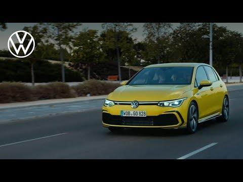 [Volkswagen] The all-new Golf 8: Where life happens | Volkswagen