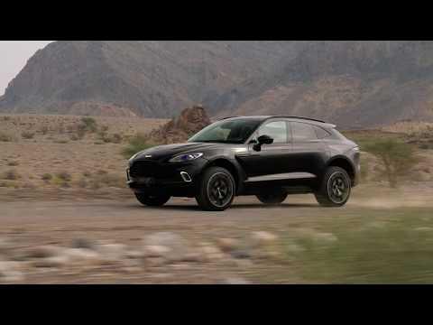 [오피셜] Aston Martin DBX is put through its paces in Oman