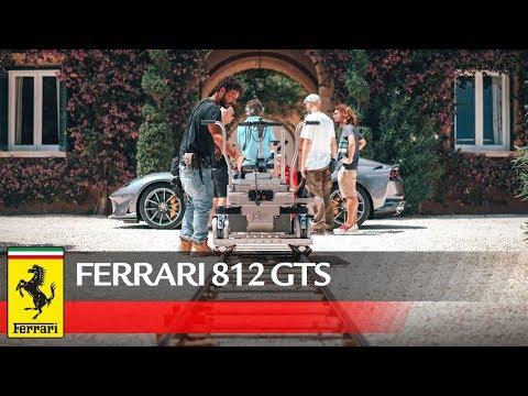 [Ferrari] Ferrari 812 GTS Official Behind the Scenes