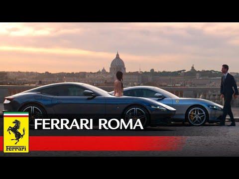 [Ferrari] Ferrari Roma - Official Video