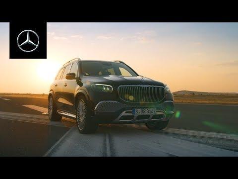 [Benz] Mercedes-Maybach GLS (2020): World Premiere - Trailer