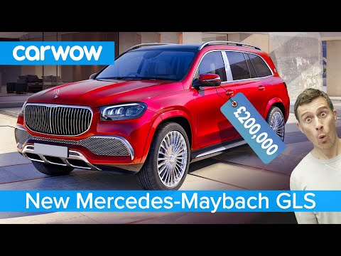 [carwow] Mercedes-Maybach GLS 2020 - see why it is the German Rolls-Royce Cullinan!
