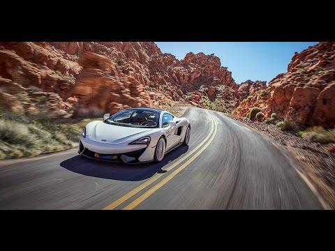 [McLaren] McLaren 570GT - The Journey