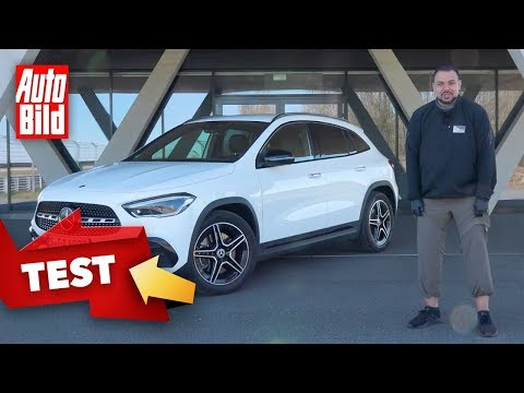 [AUTO BILD] Mercedes GLA (2020): Test - Fahrbericht - SUV - Preis - Leistung