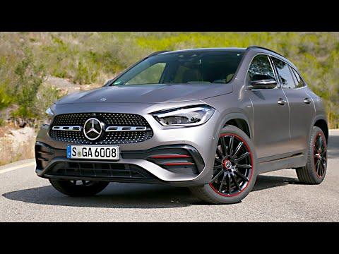 [YOUCAR] 2021 Mercedes GLA Edition 1 – Luxury Small SUV – Interior & Exterior Details