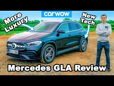 [carwow] Mercedes GLA 2020 in-depth review - have they got it right this time?