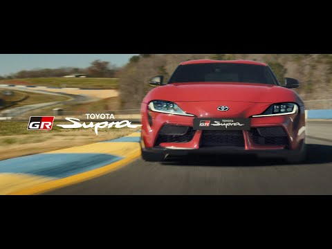 [오피셜] TOYOTA GR Supra - SUPREME FUN TO DRIVE