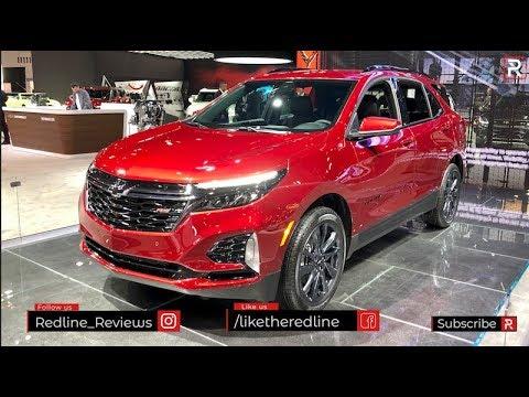[Redline] 2021 Chevrolet Equinox RS – Redline: First Look – 2020 Chicago Auto Show