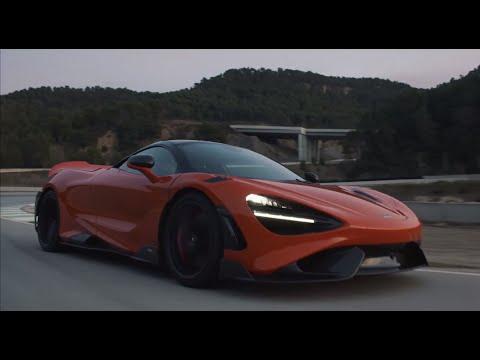 [McLaren] The new McLaren 765LT
