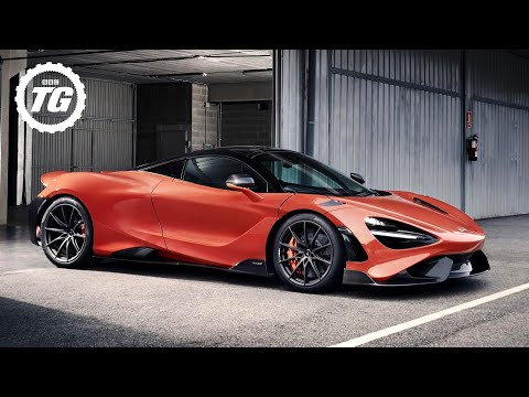 [Top Gear] FIRST LOOK | McLaren 765LT: could latest Longtail be quicker than a Senna?