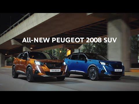 [오피셜] 올 뉴 푸조 2008 SUV (2008 / e-2008)
