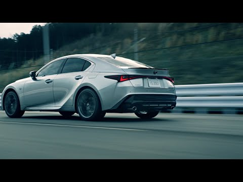 [LexusAustralia] Introducing the New 2021 Lexus IS
