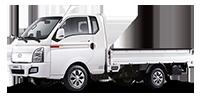 현대 포터2 2020년형 디젤 2.5 4WD 더블캡 장축 스마트 (M/T)