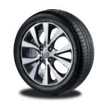 p195/50 R16 타이어 & 16인치 알로이 휠이미지