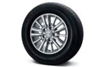 16인치 알로이 휠 & P225/65R 타이어이미지