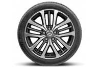 New 18인치 다이내믹 알로이 휠 & 225/45R 18 타이어