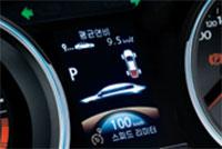 슈퍼비전 클러스터(3.5인치 컬러 TFT LCD 모니터)이미지