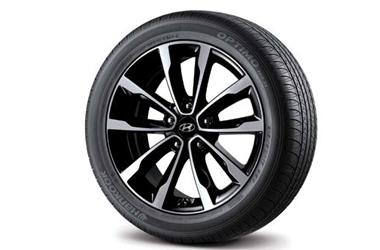 17인치 알로이 휠 & 타이어
