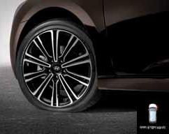 타이어 공기압 경보장치(TPMS)이미지