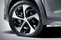 타이어 공기압 경보장치 (TPMS)이미지
