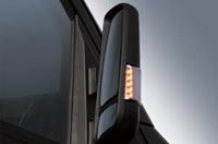 LED 사이드리피터 내장형 아웃사이드 미러(수동)이미지