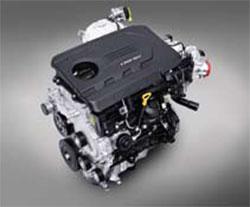 U2 1.7 E-VGT 디젤 엔진 (유로6)이미지