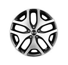 245/45R19 타이어 & 럭셔리 알로이 휠이미지