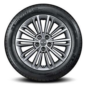 245/50R18 미쉐린 타이어 & 알로이 휠이미지