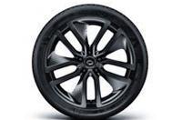 19인치 블랙 알로이 휠 & 245/40R 19 타이어