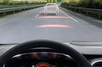 차간거리 경보 시스템 (DW)이미지