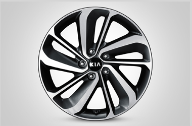 225/45 R18 미쉐린 타이어 & 알로이 휠이미지