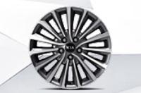 245/45R18 타이어 & 전면가공 알로이휠이미지