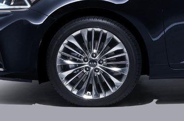 245/40R19 미쉐린 타이어 & 다크 스퍼터링 휠