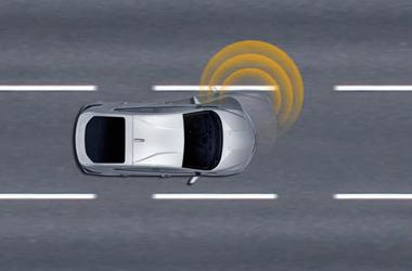 차선이탈 경고 및 차선유지 보조시스템이미지