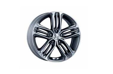 18인치 알로이 휠 & 미쉐린 타이어
