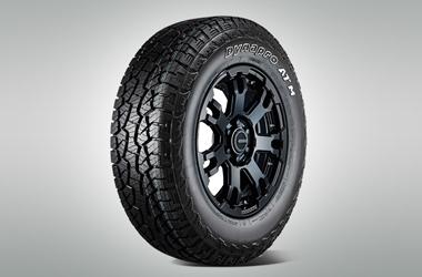 [TUON] 17인치 오프로드 휠 & 타이어이미지