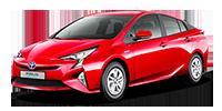 토요타 Prius 2017년형 가솔린 1.8 하이브리드 E (A/T)