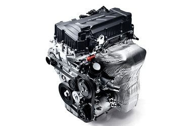 1.6 e-XGi 가솔린 엔진이미지
