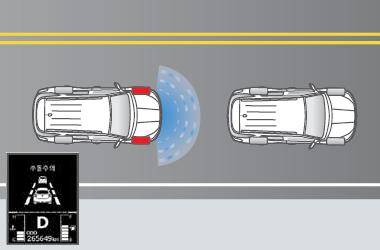 긴급 제동보조 시스템 (AEBS)