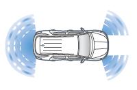 전후방 장애물 감지시스템 & 후방카메라(PAS)이미지