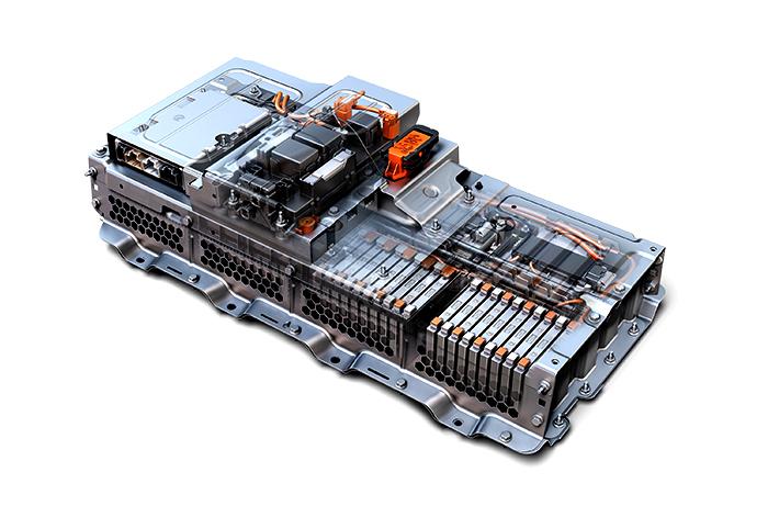 리튬-이온 배터리 (하이브리드)이미지
