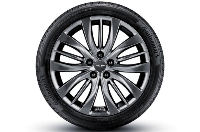 19인치 휠&콘티넨탈 타이어
