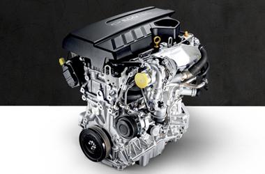 1.4 터보 가솔린 엔진이미지