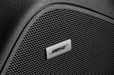 BOSE 사운드 시스템 (서브우퍼, 파워앰프 포함)이미지