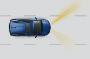 차선 이탈 경고 시스템 (LDWS)이미지