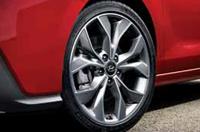 N Line 전용 18인치 알로이 휠 & 미쉐린 PS4 타이어이미지
