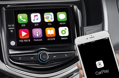 Apple CarPlay이미지