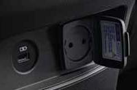 220V 인버터 & 충전용 USB 단자이미지