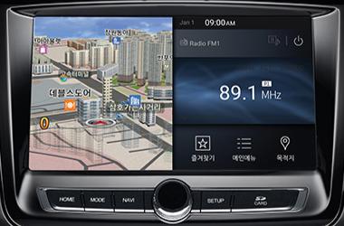 9.2인치 HD 스마트 미러링 내비게이션